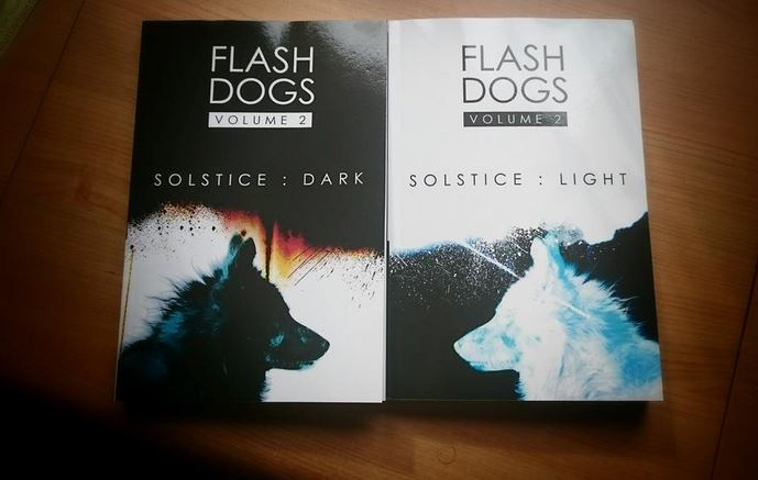 Flash Dogs Solstice front
